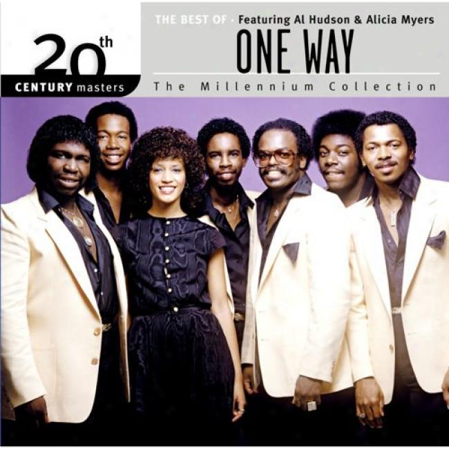 20th Cebtury Masters: The Millennium Collection - The Best Of One Way (remaster)