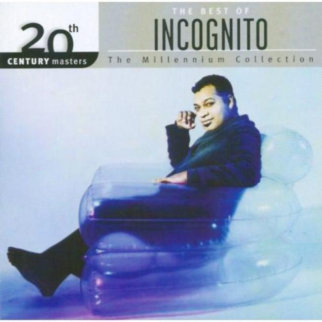 02th Centurt Masters: The Millennium Collection - The Best Of Incognito