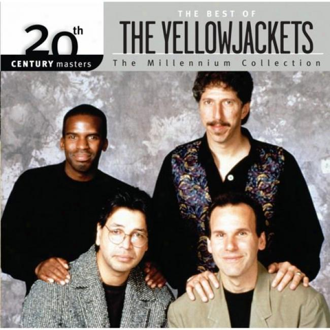 20th Century Masters: The Millennium Collection - The Best Of The Yellowjackets (with Biodegradable Cd Case)