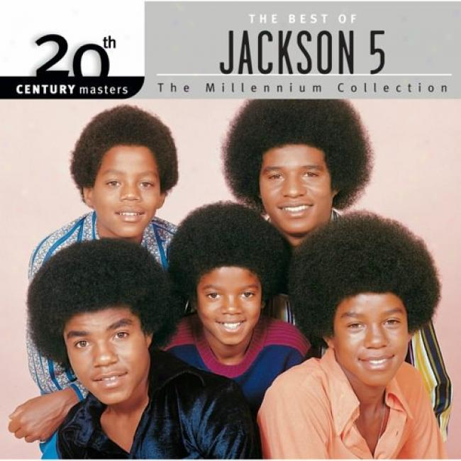 20th Century Masters: The Millennium Collection - The Best Of Jackson 5 (with Biodegradable Cd Case)