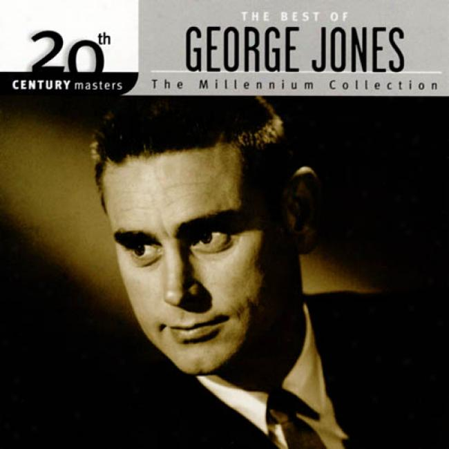 20th Century Masters: The Millennium Collection - The Best Of George Jones