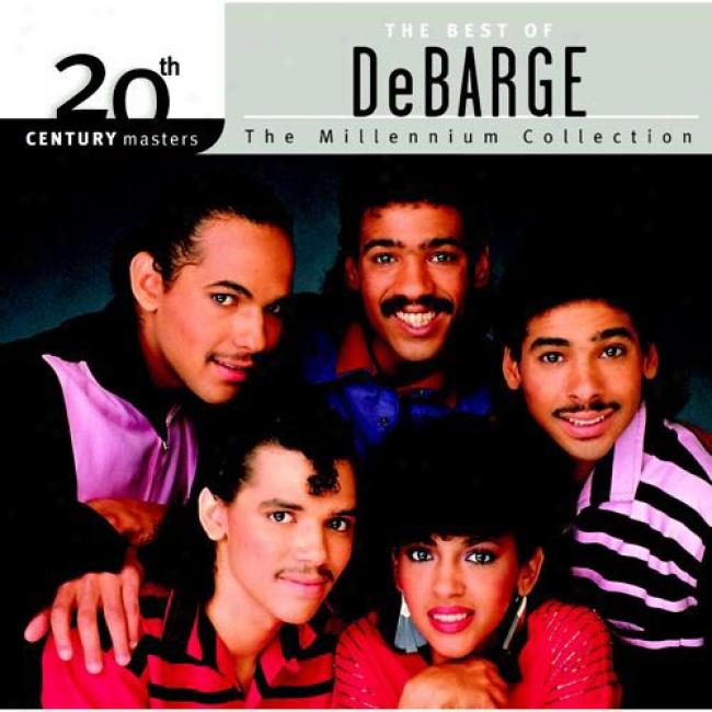 20th Century Madters: Tje Millennium Collection - The Best Of Debarge (remaster)