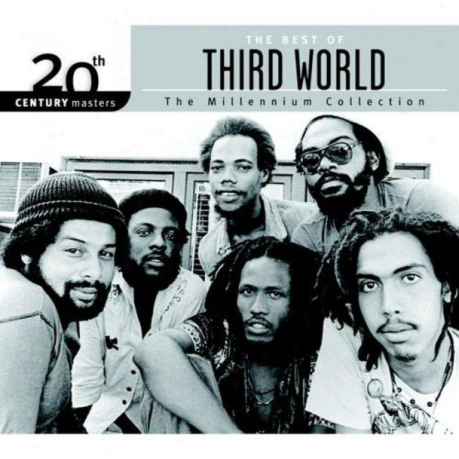 20th Centenary Masters: The Millennium Collection - The Bst Of Third World (with Biodegradable Cd Case)