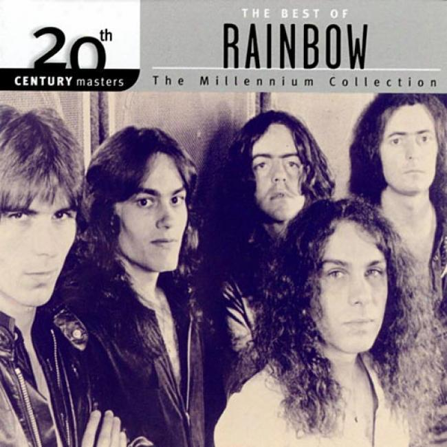 20th Century Masters: Tje Millennium Collection - The Best Of Rainbow
