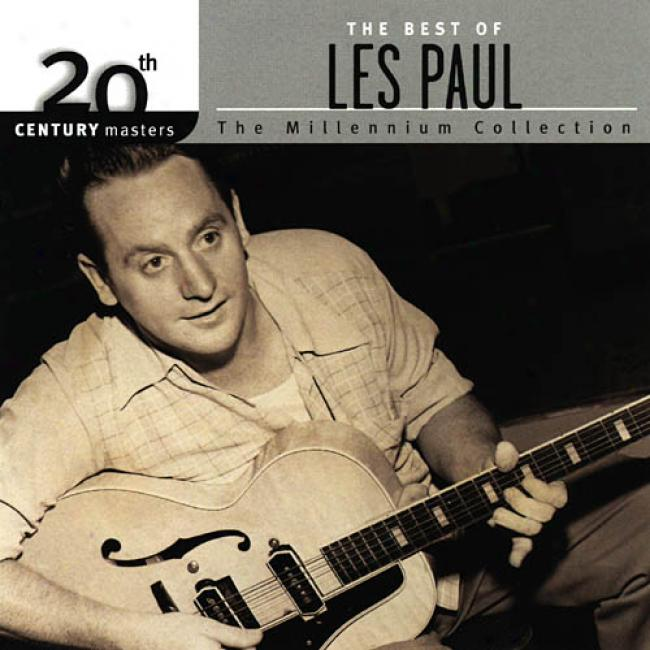 20th Century Masters: The Millennium Collection - The Best Of Lew Pauk