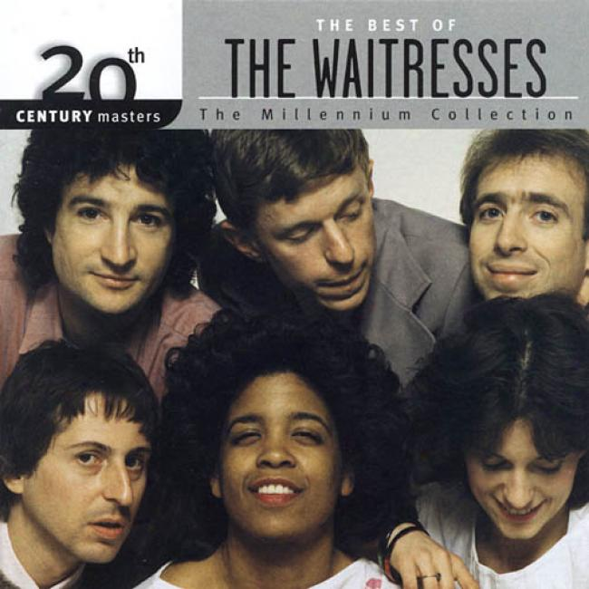 20th Century Masters: The Millennium Collection - The Best Of The Waitresses