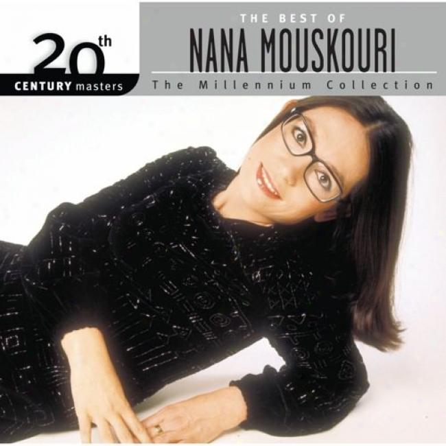 20th Century Masters: The Millennium Collectiom - The Best Of Nana Mouskouri