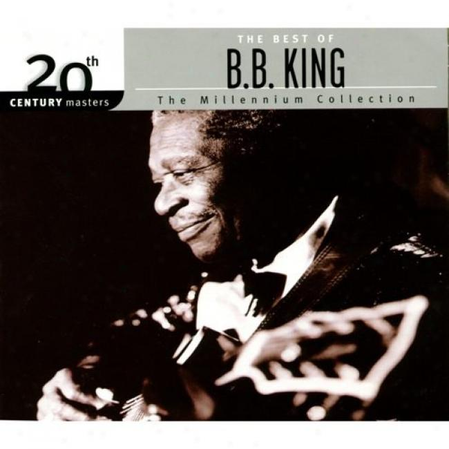 20th Century Masters: The Millennium Assemblage - The Best Of B.b. King (By the side of Biodegradable Cd Case)