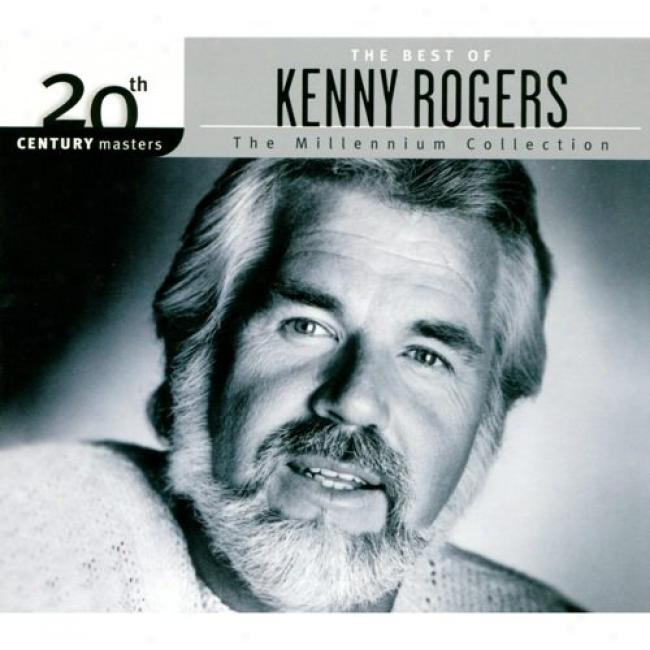 20th Century Mastr5s: The Millennium Collection - The Best O f Kenny Rogers (with Biodegradable Cd Case)