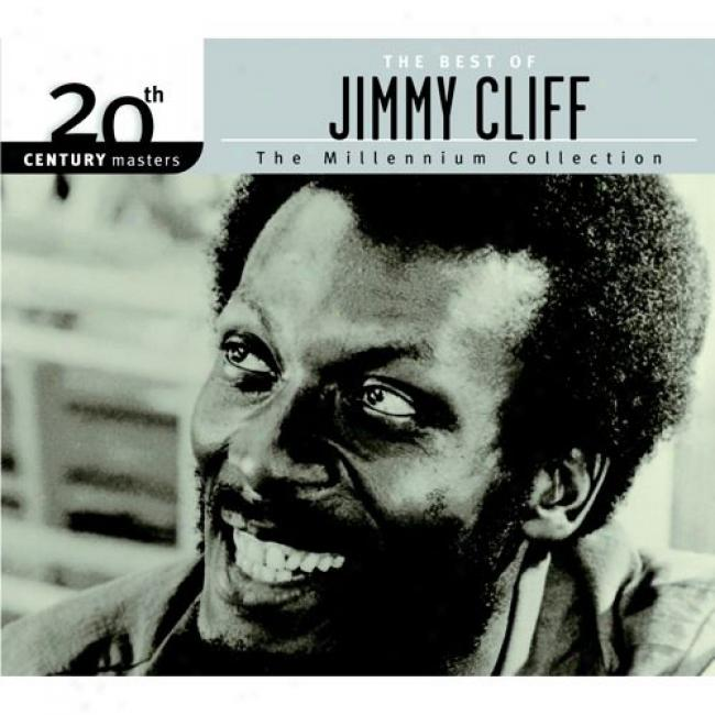 20th Century Masters: The Millennium Collection - The Best Of Jimmy Cliff (with Biodegradable Cd Case)
