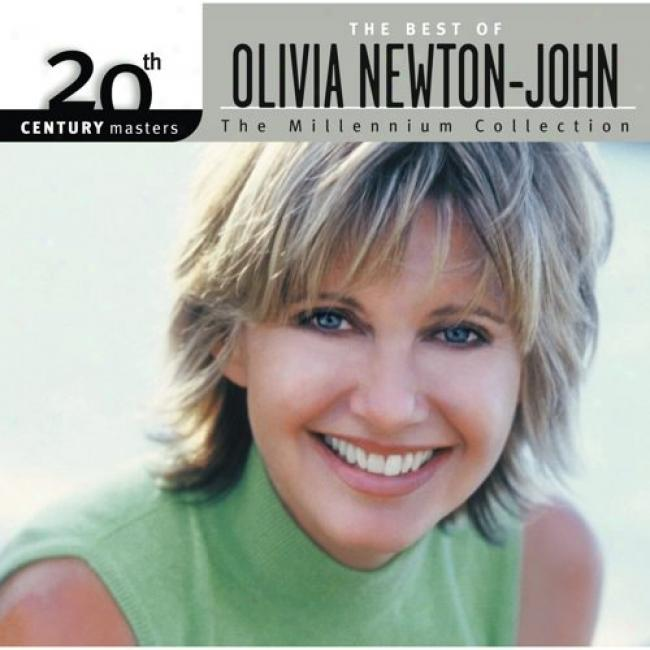 20th Century Masters: The Millennium Collection - The Best Of Olivia Newton-john (with Biodegradable Cd Case)