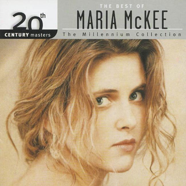 20th Century Masters: The Millennium Collection - The Best Of Maria Mckee