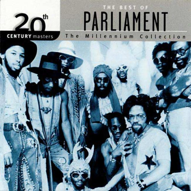 20th Century Masters: The Millennium Collection - The Best Of Parliament