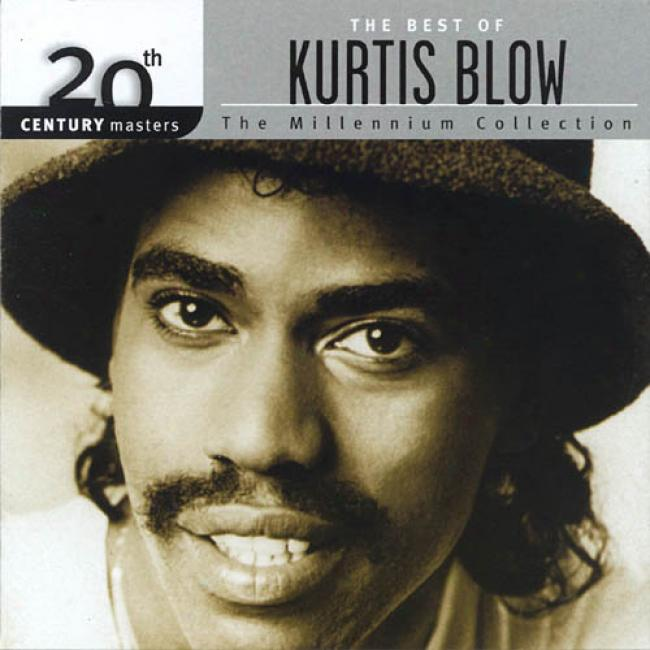 20th Century Masters: The Millennium Assemblage - The Best Of Kurtis Blow