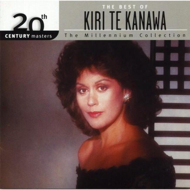20th Century Masters: The Millennium Collection - The Best Of Kiri Te Kanawa
