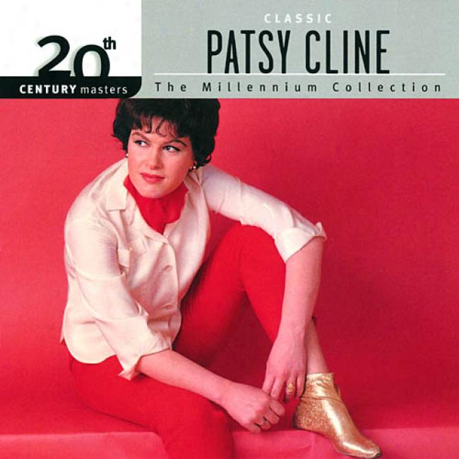 20th Century Mastesr: The Milleennium Collection - The Best Of Patsy Cline (remaster)