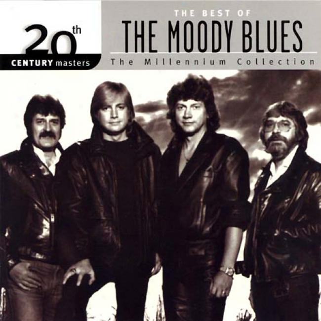 20th Century Masters: The Millennium Collection - The Best Of The Moody Blues
