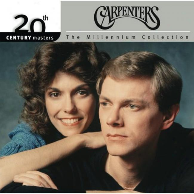20th Century Masters: The Millennium Collection - The Best Of Carpenters (with Biodegradable Cd Casse)