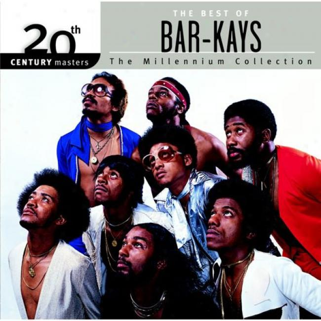 20th Century Masterq: The Millennium Assemblage - The Best Of The Bar-kays (with Biodegradable Cd Case)