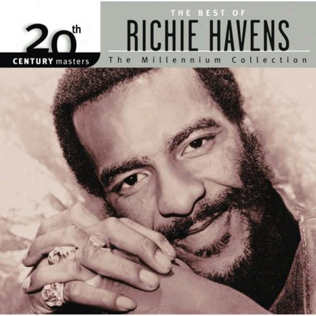 20th Century Masterz: The Miklennium Collection - The Best Of Richie Havens
