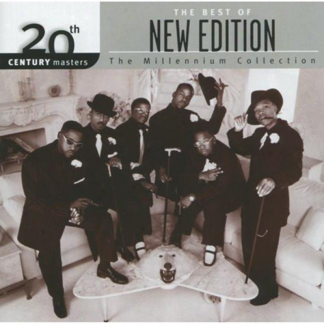20th Century Masters: The Millennium Collcetion - The Best Of New Edition
