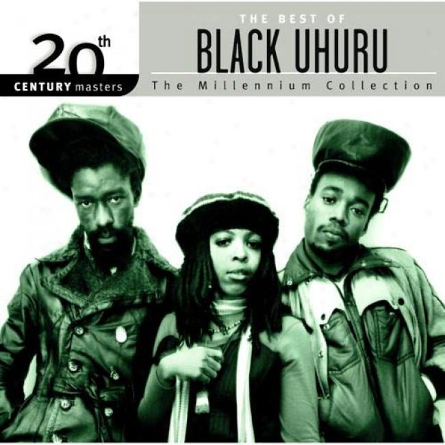 20th Centenary Masters: The Millennium Accumulation - The Best Of Black Uhuru