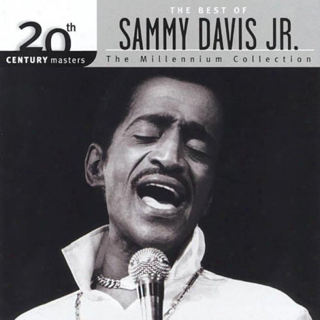 20th Century Masters: The Millennium Collection - The Best Of Sammy Davis, Jr.