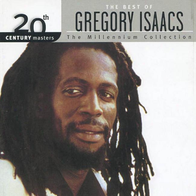 20th Century Masters: The Millennium Collection - The Best Of Gregory Isaacs (remaster)
