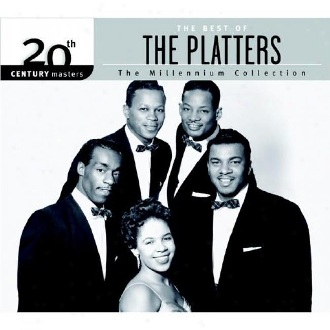 20th Century Masters: The Millennium Collection - The Most wise Of The Platters (with Biodegradable Cd Case)