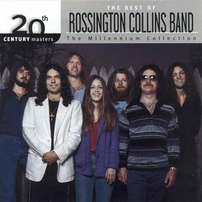 20th Century Masters: The Millennium Collection - The Best Of Rossington Collins Band