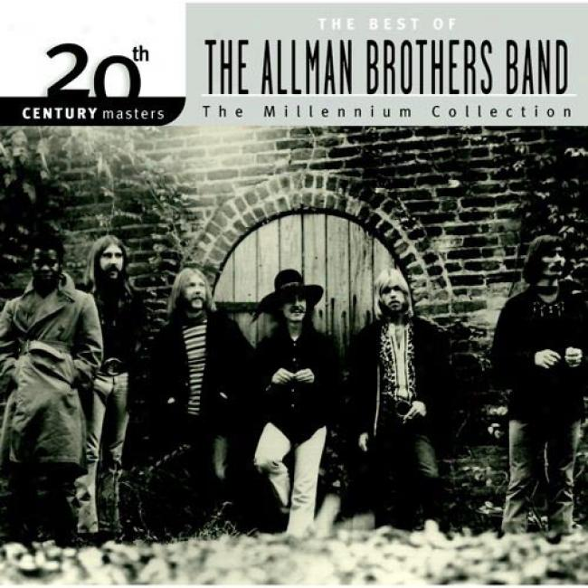 20th Century Masters: The Millennium Collection - The Best Of The Allman Brothers Band