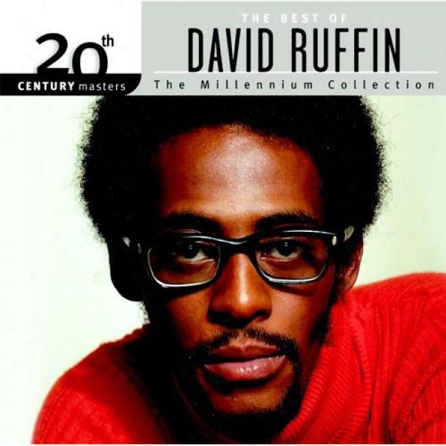 20th Century Masters: The Millennium Collection - The Best Of David Ruffin (remastter)
