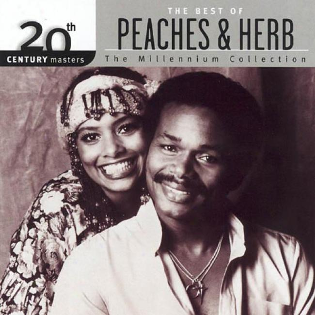 20th Century Masters: The Millennium Collection - The Best Of Peaches & Herb (remaster)