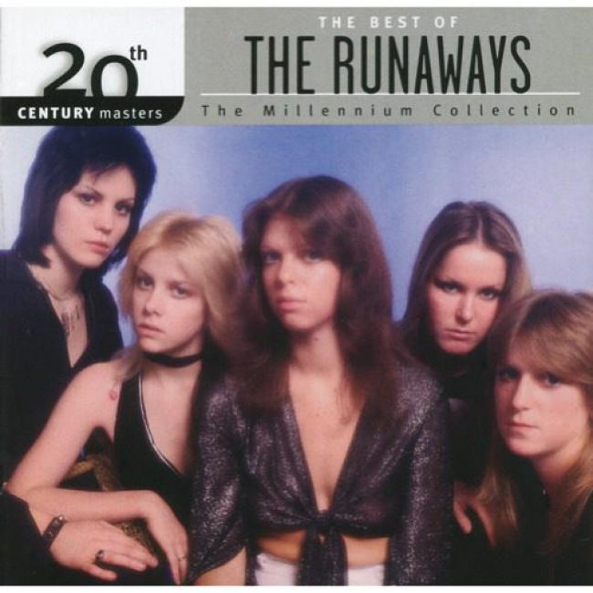 20th Century Masters: The Millennium Collection - The Best Of The Runaways (remaser)