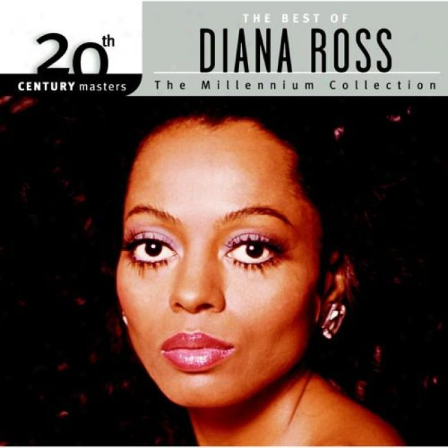 20th Century Masters: The Millennium Collection - The Best Of Diana Ross (with Biodegradable Cd Case)