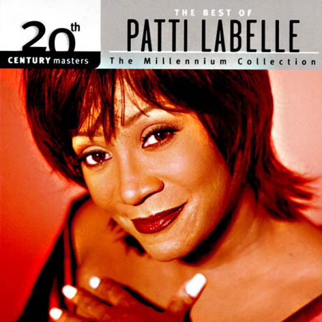 20th Century Masters: The Millennium Collection - The Best Of Patti Labelle (remaster)