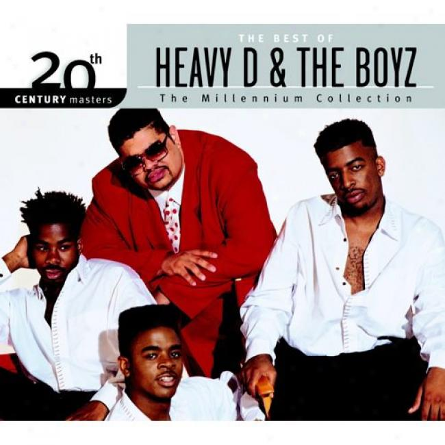 20th Cemtury Masters: The Millennium Collection - The Best Of Heavy D & The Boyz (with Biodegradable Cd Case)