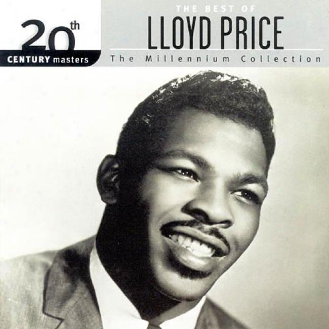 20th Century Masters: The Millennium Colkection - The Best Of Lloyd Price (remaster)