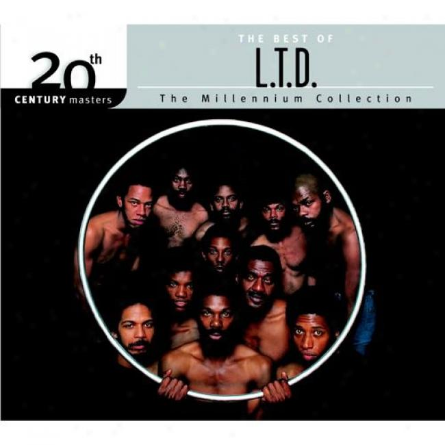 20th Century Masters: The Millennium Collection - The Best Of L.t.d. (with Biodegradable Cd Case)