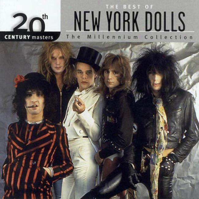 20th Century Masters: The Millennium Assemblage - The Best Of New York Dolls