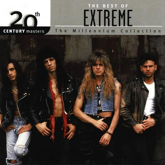 20th Century Masters: The Millennium Collection - The Best Of Extreme