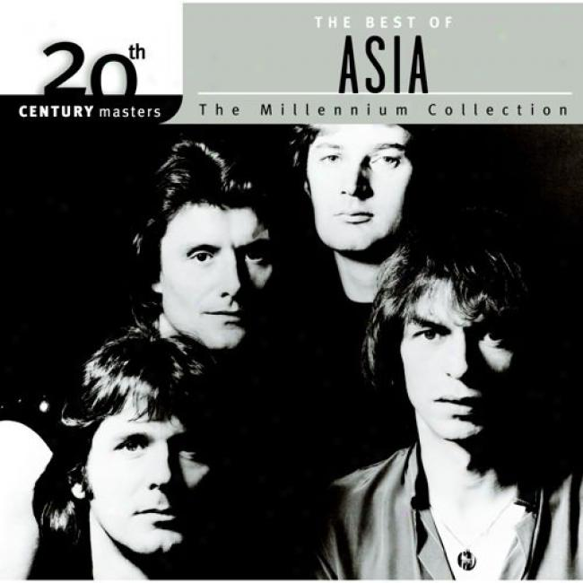 20th Centuyr Masters: The Millennium Collection - The Best Of Asia (In the opinion of Biodegradable Cd Case)