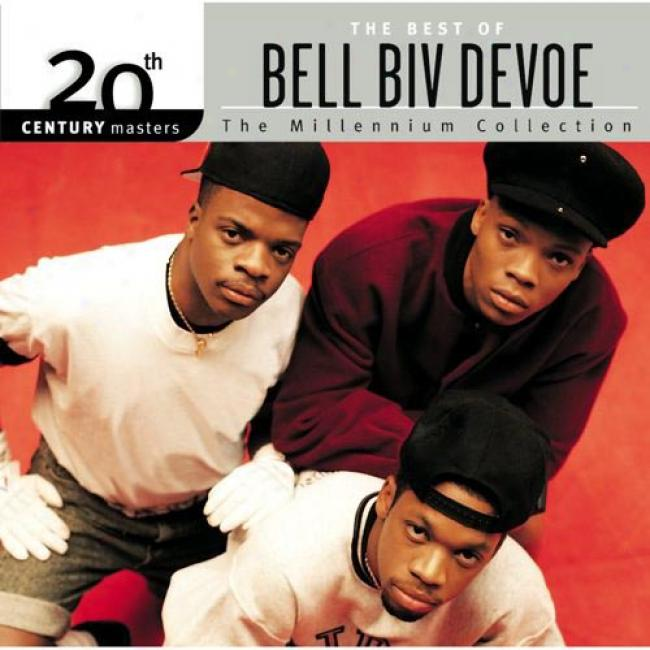 20gh Century Maters: The Millennium Collection - The Best Of Bell Biv Devoe