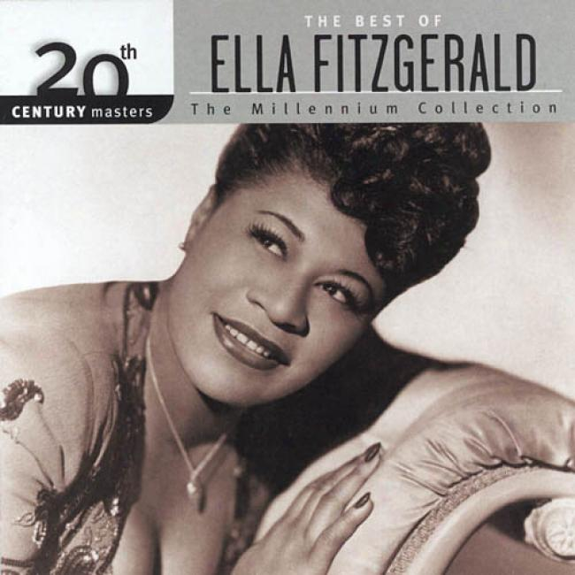 20th Century Masters: The Millennium Collection - The Best Of Ella Fitzgerald