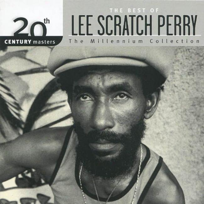20th Century Masters: The Millennium Collection - The Best Of Lee Scratfh Perry