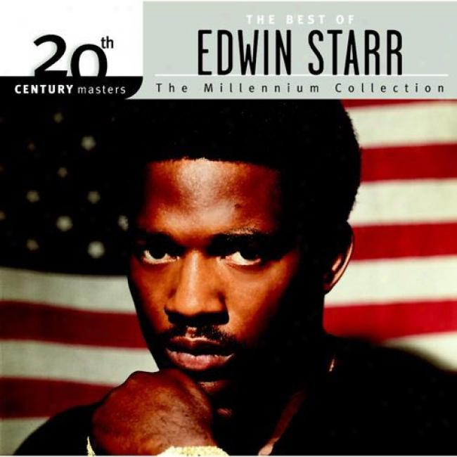 20th Century Masters: The Millennium Collection - The Best Of Edwin Sttarr (remaster)