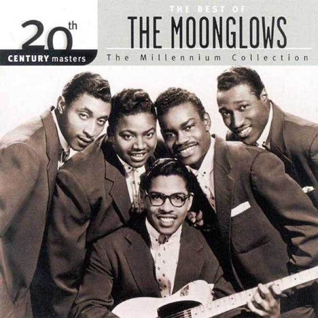 20th Century Mastrs: The Millennium Collection - The Best Of The Moonglows