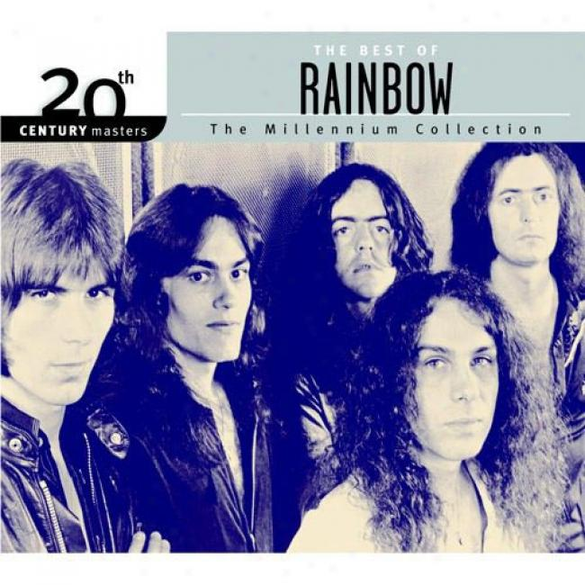 20th Centenary Masters: The Millennium Collection - The With the highest qualification Of Rainbow (with Biodegradable Cd Case)