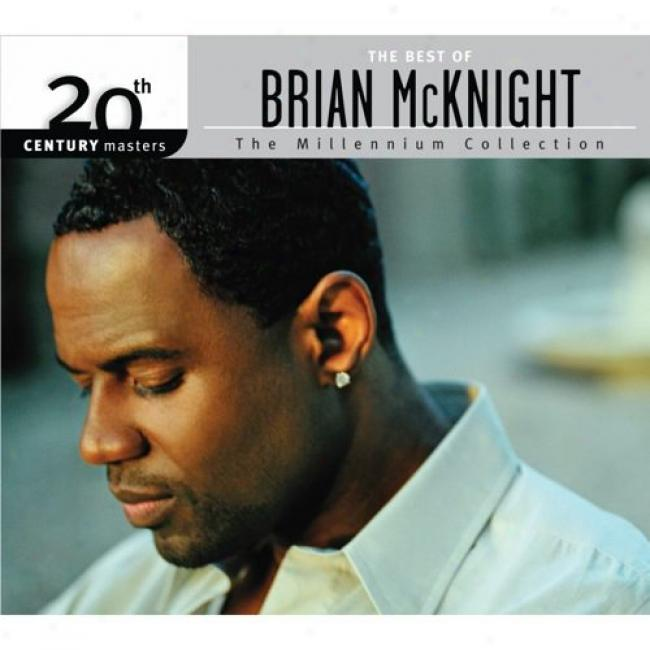 20th Century Masters: The Millennium Collection - Thebest Of Brian Mcknight (with Biodegradable Cd Case)