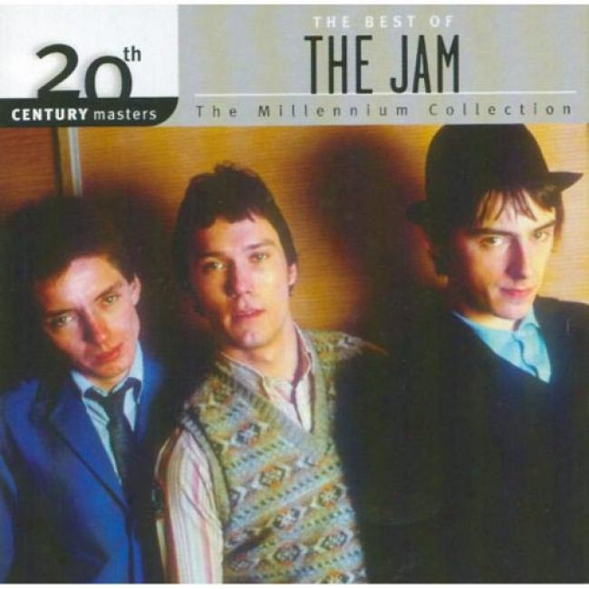 20th Century Masters: The Millennium Collection - The Best Of The Jam